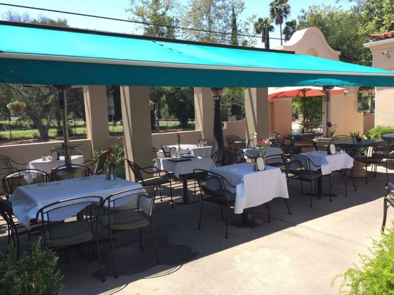 Ca' Marco Ristorante Patio Seating